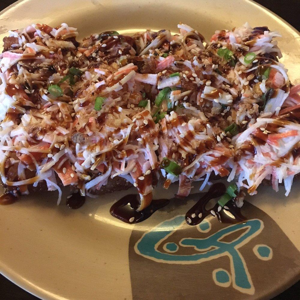 Sushi Boat: Paseo del Prado Shopping Center, Carolina, PR