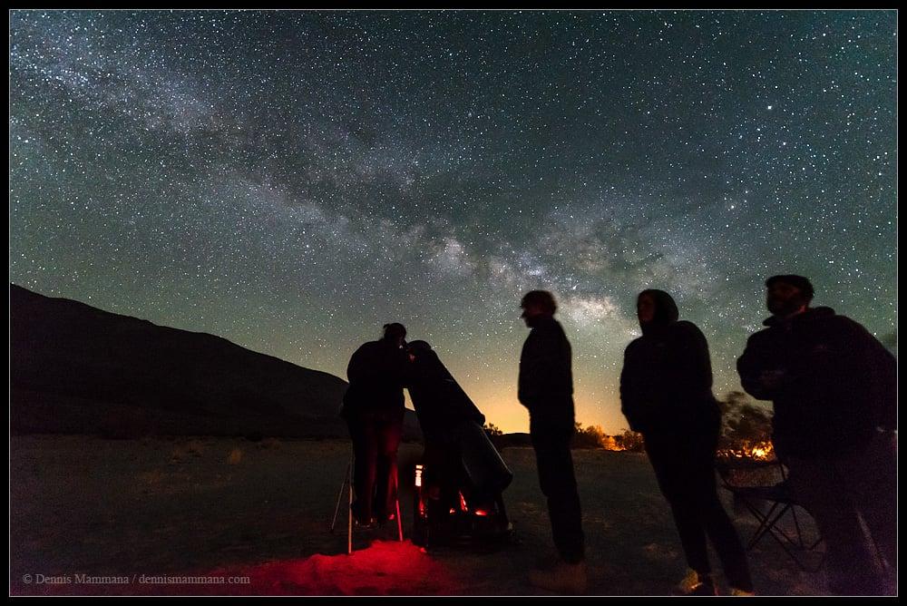 Borrego Night Sky Tours: Borrego Springs, CA