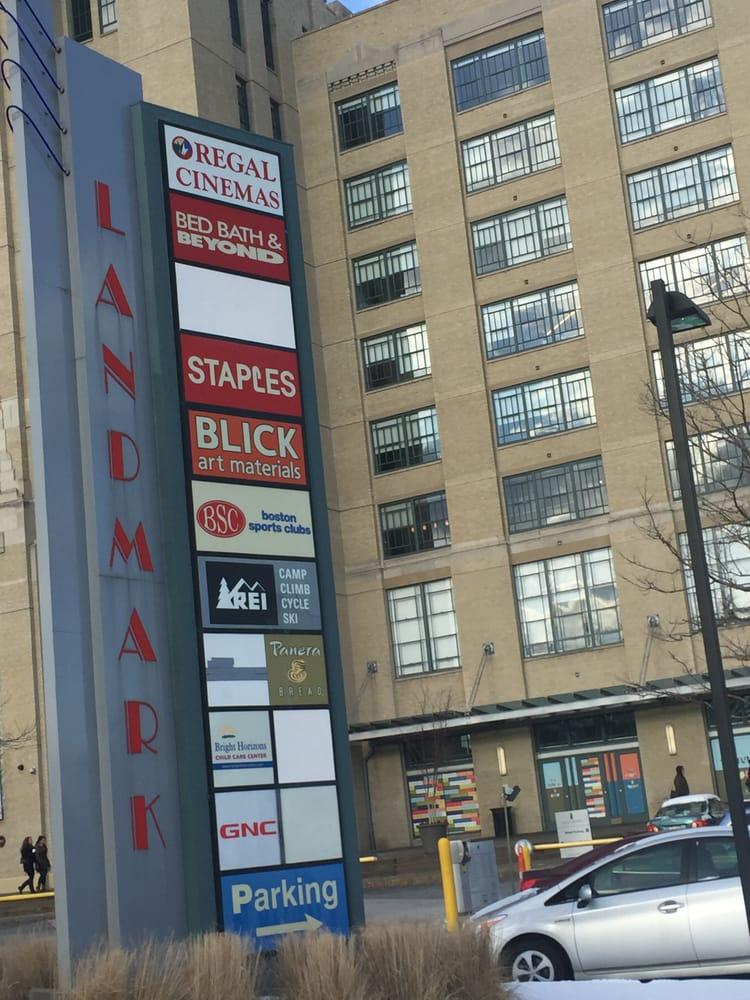 Landmark Center: 401 Park Dr, Boston, MA