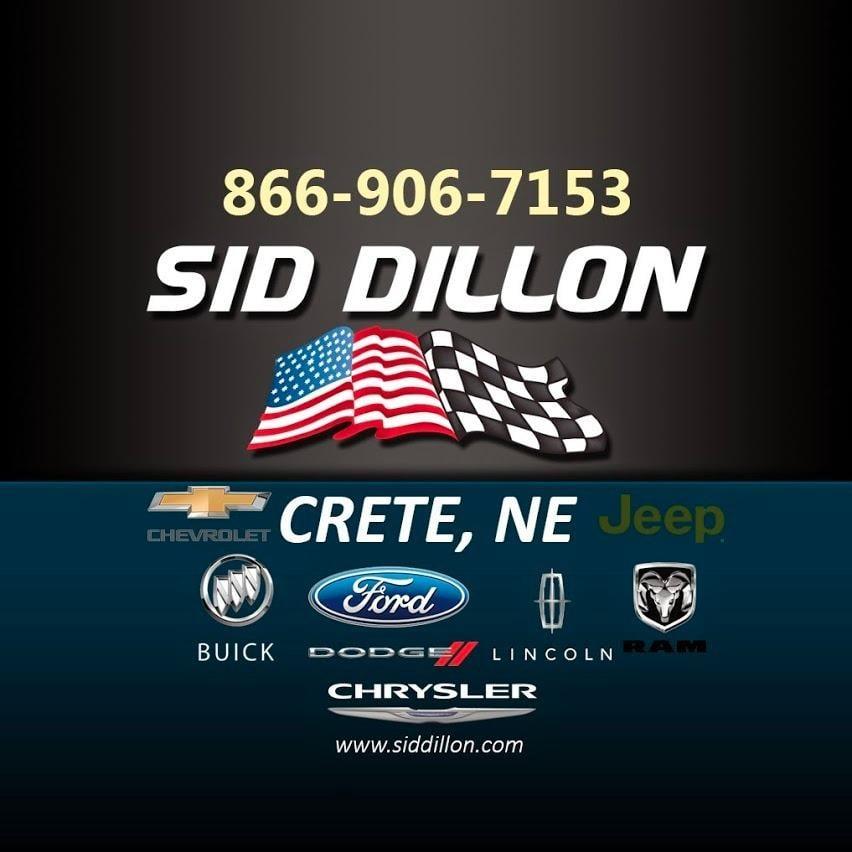 Sid Dillon Crete: 2455 E Highway 33, Crete, NE