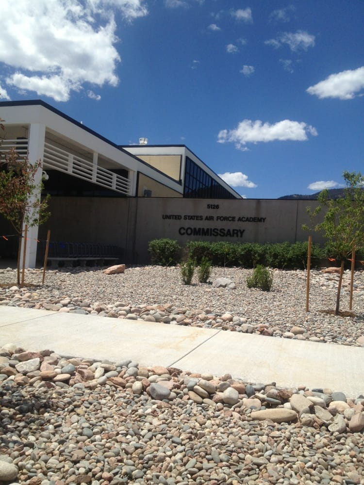 Air Force Academy Commissary: 5126 Community Center Dr, Air Force Academy, CO