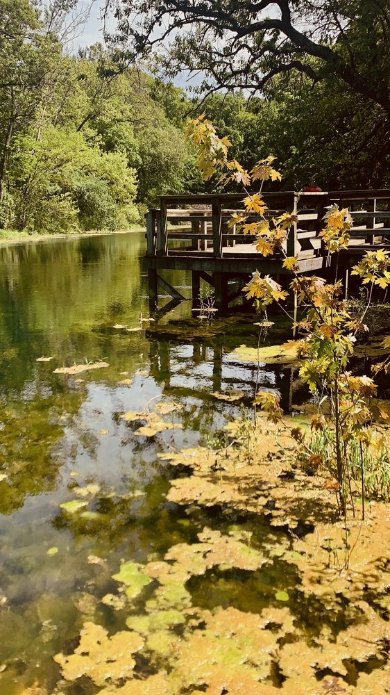 Paradise Springs Nature Center: 8896 County Rd Nn, Eagle, WI