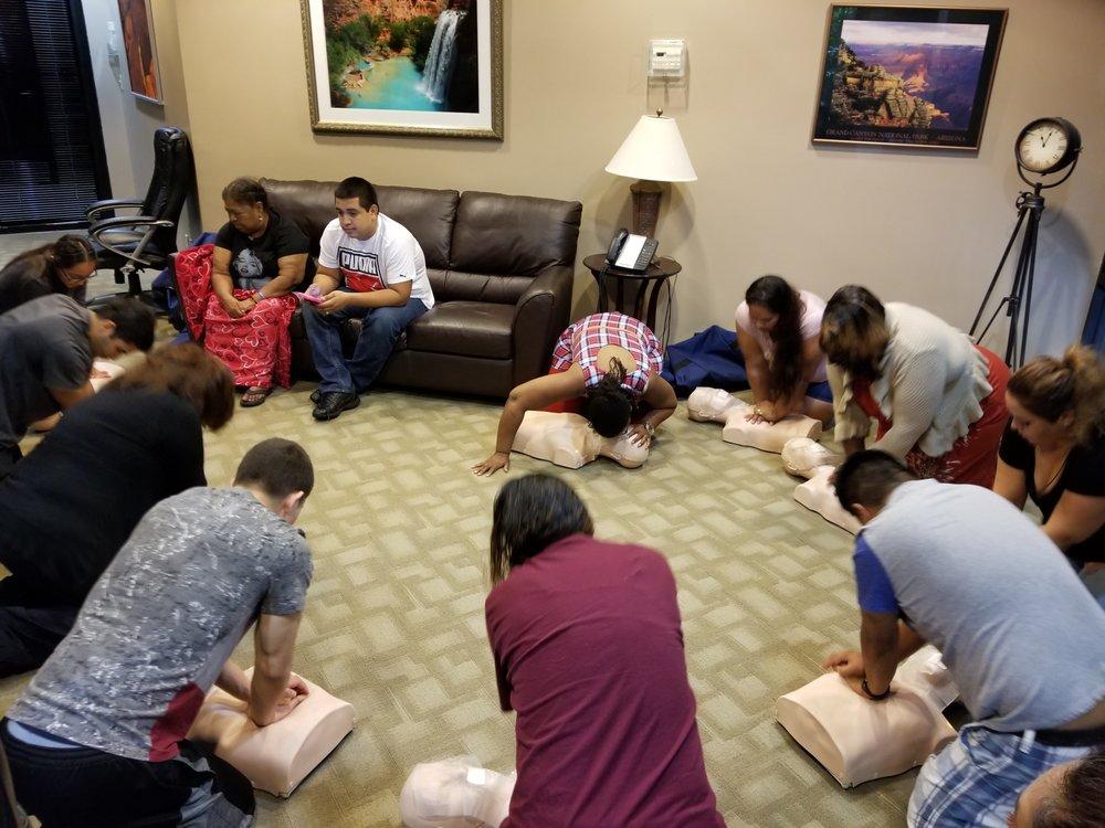 Training Hearts: 7136 S 68th Ln, Laveen, AZ