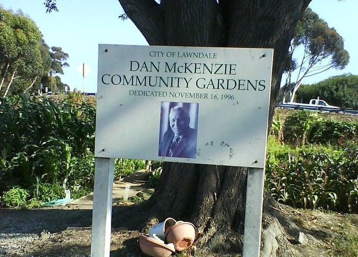 Dan McKenzie Community Garden: 4324 160th St, Lawndale, CA