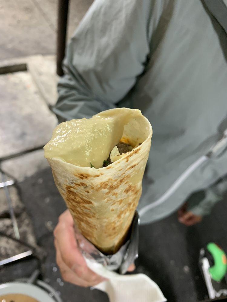 Abu Omar Gyros & Shawarma: 426 SW 3rd Ave, Portland, OR