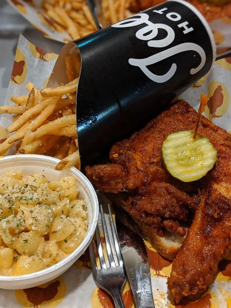 Joella's Hot Chicken Cumberland: 2955 Cobb Pkwy, Atlanta, GA