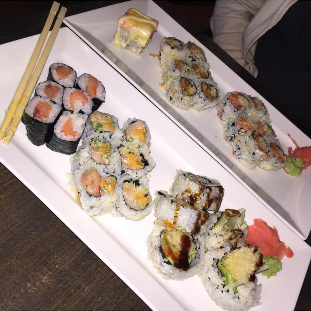 Wasabi Japanese Restaurant Buffalo Ny