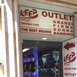 Keep Outlet - Outlet Stores - Via Ponte di Piscina Cupa 49, Rome ...