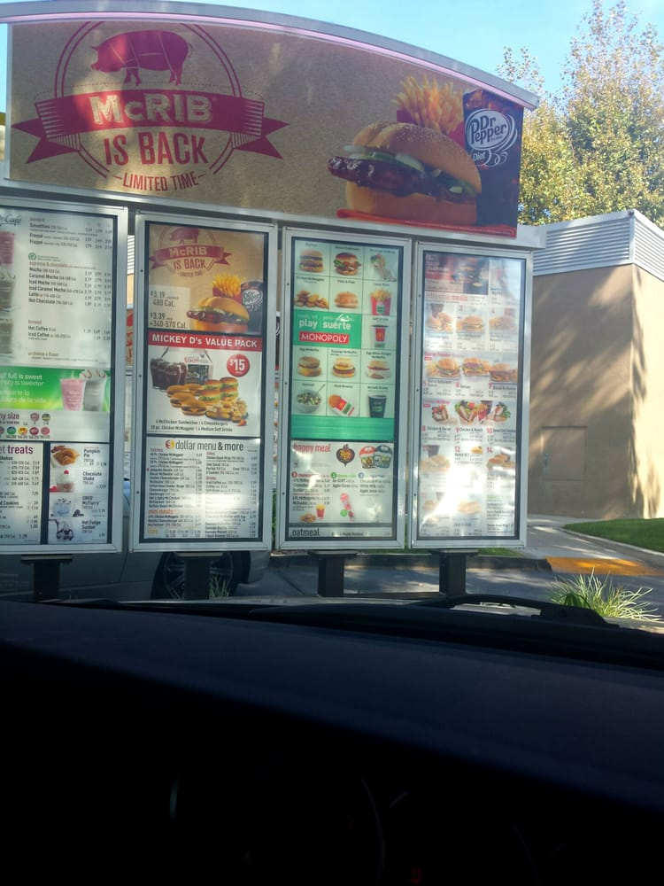 Mt Vernon Fast Food
