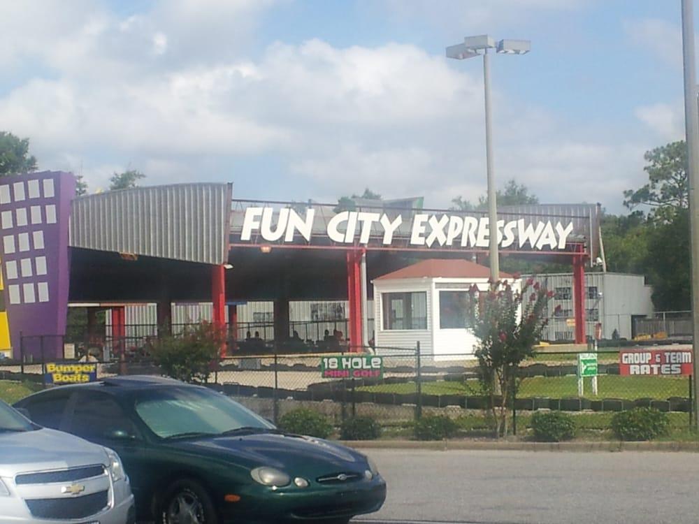 Go Karts Jacksonville Fl >> Sam's Fun City - Amusement Parks - Pensacola, FL - Reviews - Photos - Menu - Yelp