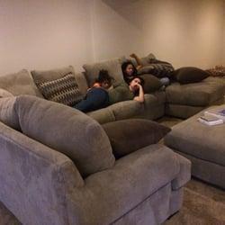 Photo Of Powellu0027s Furniture   Fredericksburg, VA, United States. Favorite  Cuddle Couch