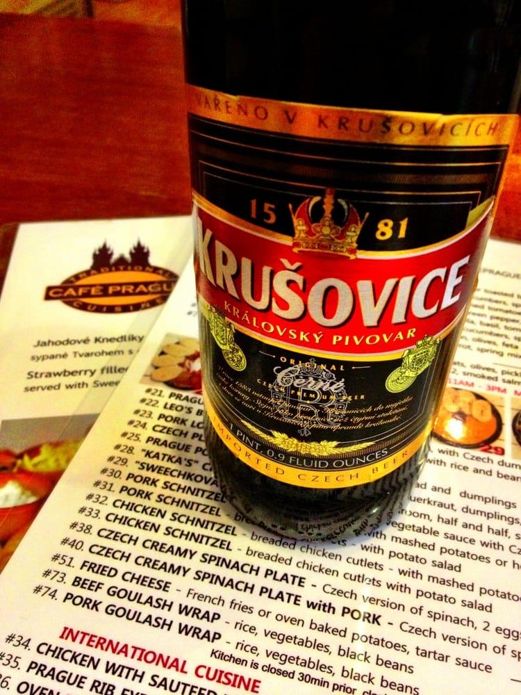 Cafe Prague New York Ny