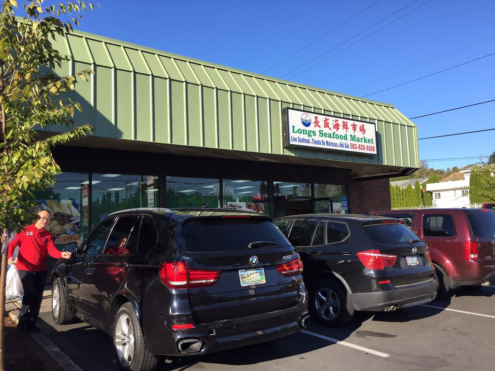Longs Seafood Market: 9131 SE Powell Blvd, Portland, OR