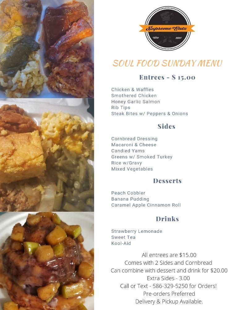 Supreme Eatz: Roseville, MI