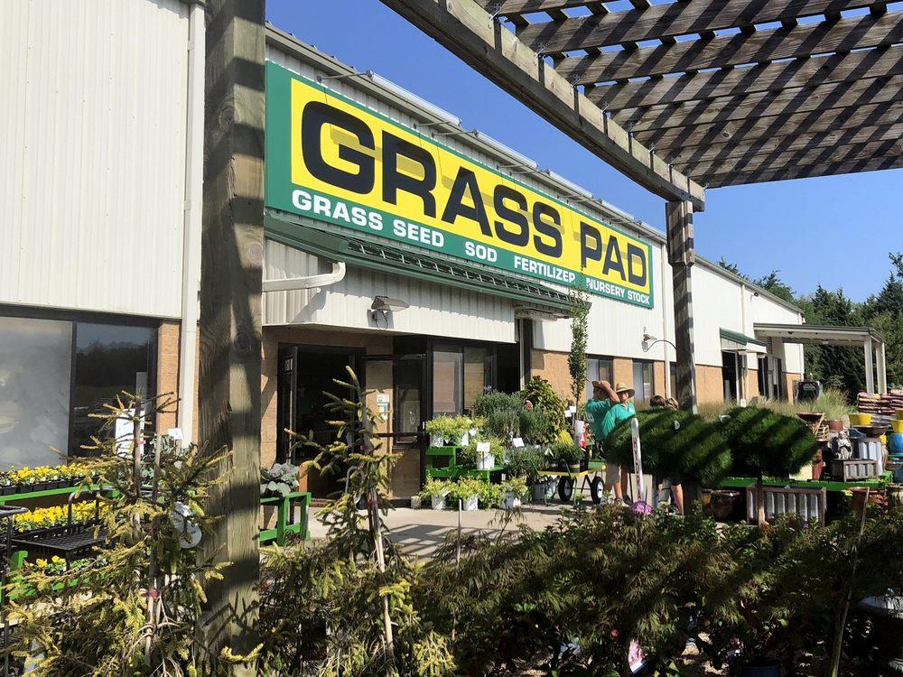Grass Pad