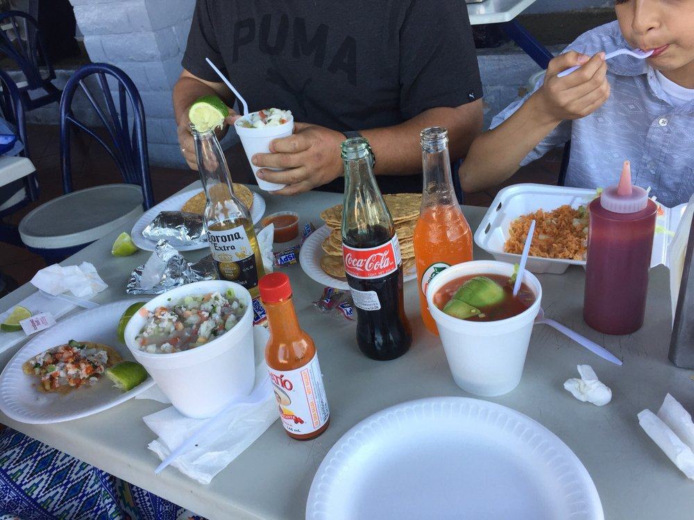 El Ceviche Loco: 4111 Florence Ave, Bell, CA