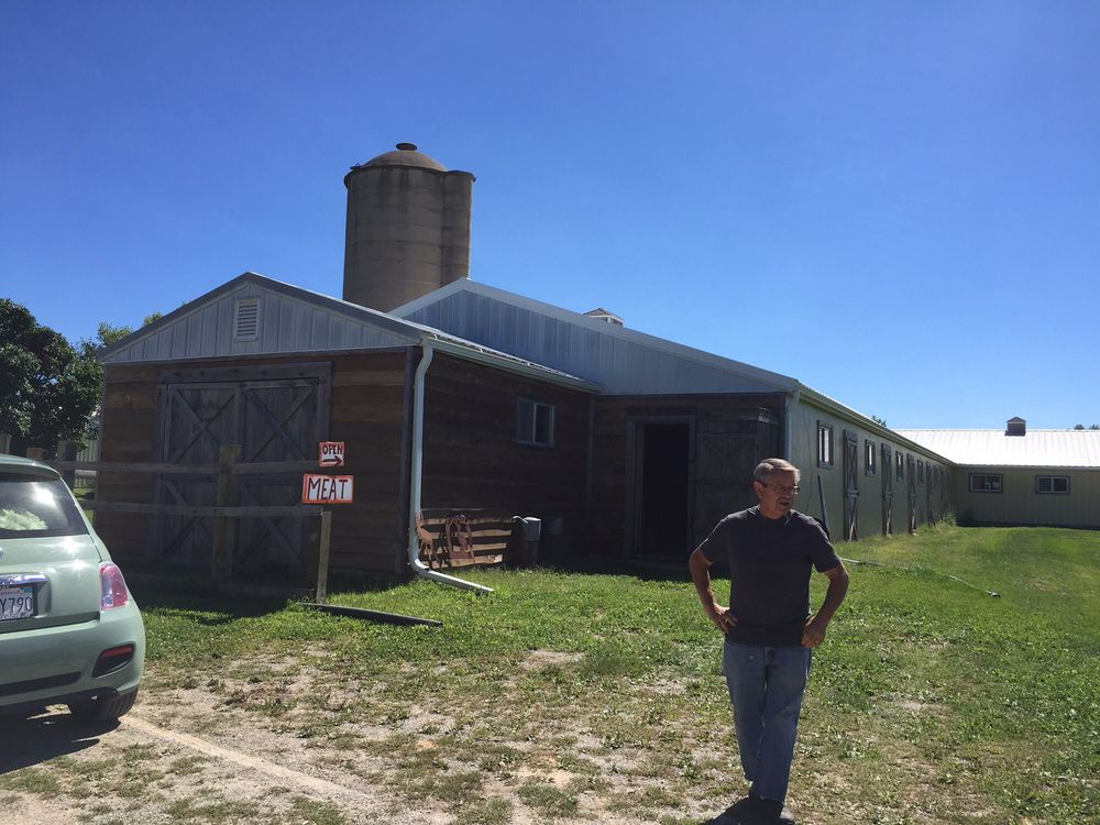 Brookside Farms: 5027 Highway 41, Abrams, WI