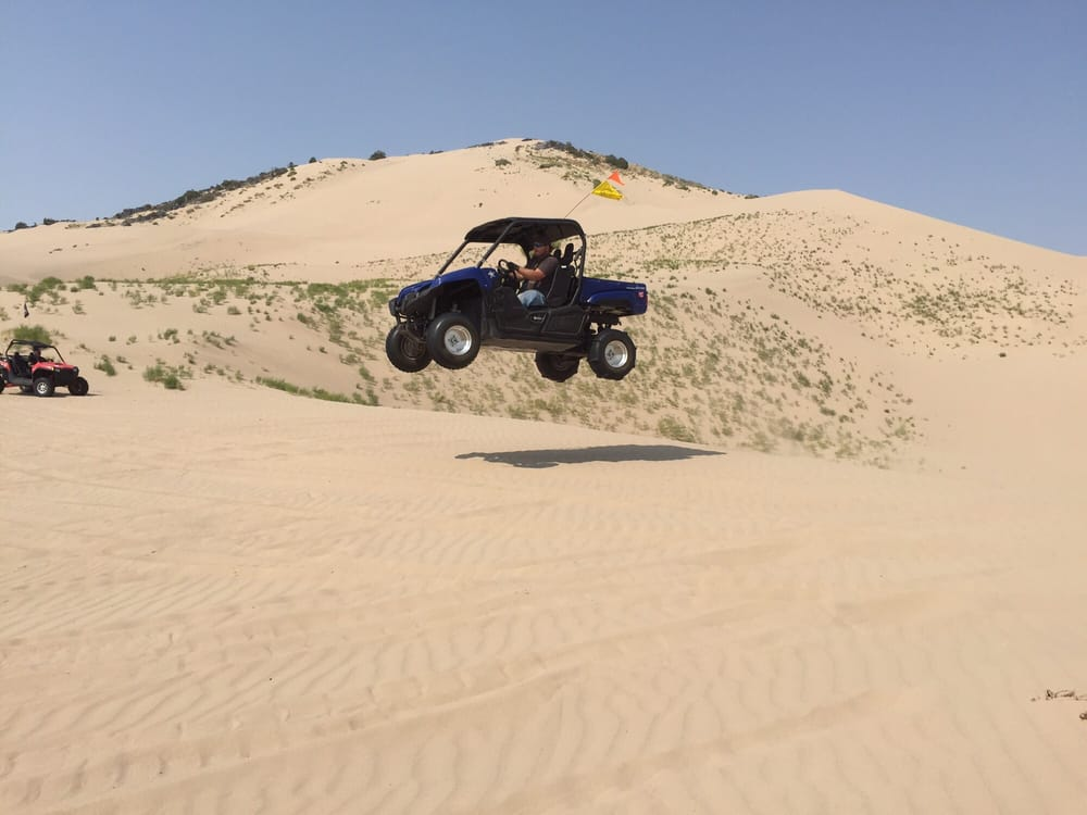 Little Sahara Recreation Area: 27020 W Sand Mountain Road, Eureka, UT