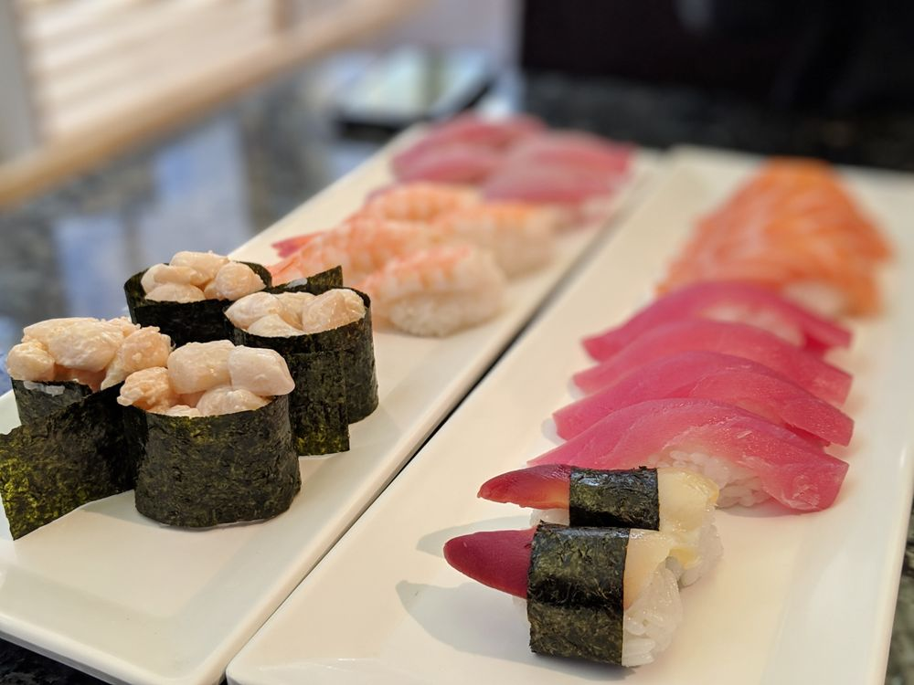 Hello Sushi: 1301 S Harbor Blvd, Fullerton, CA