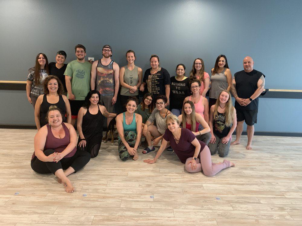Elevation Yoga
