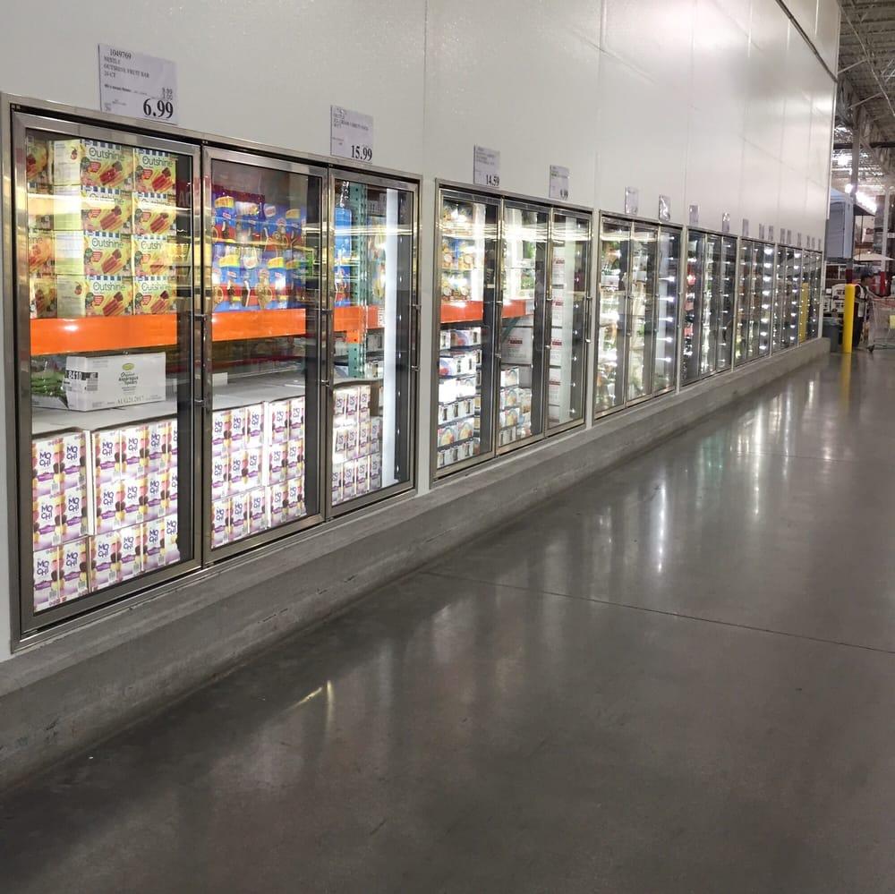 The Frozen Aisle At Costco.