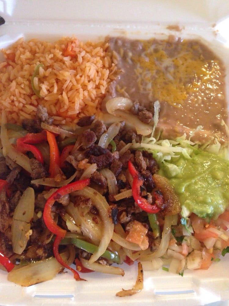 Paco's Mexican Food: 642 N 1000th W, Logan, UT
