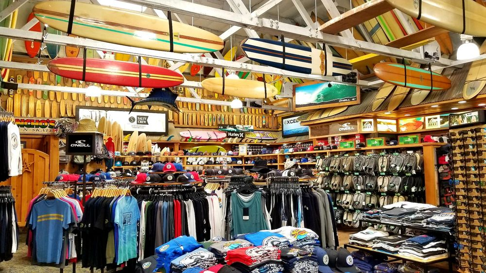 Pancho's Surf Shop
