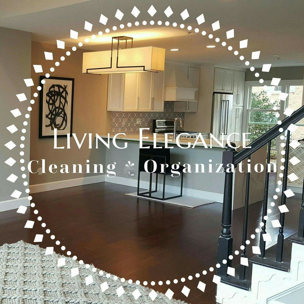Living Elegance Cleaning & Organization: 12774 Wisteria Dr, Germantown, MD