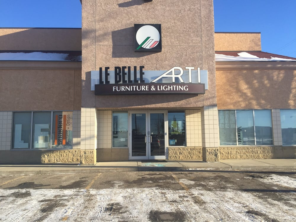 Le Belle Arti Furniture and Lighting Furniture Stores