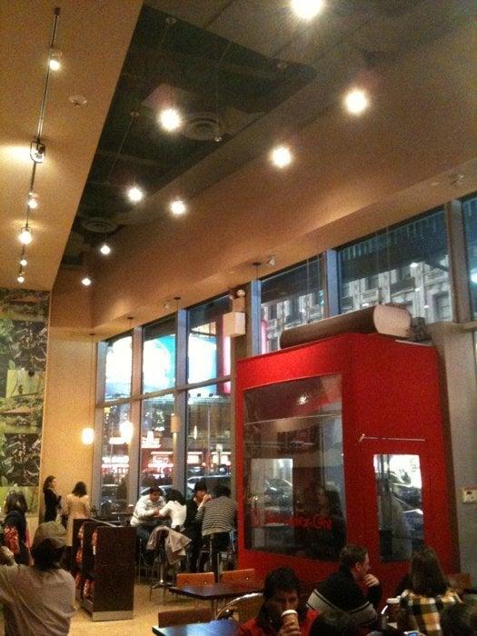 Juan Valdez Cafe New York Ny