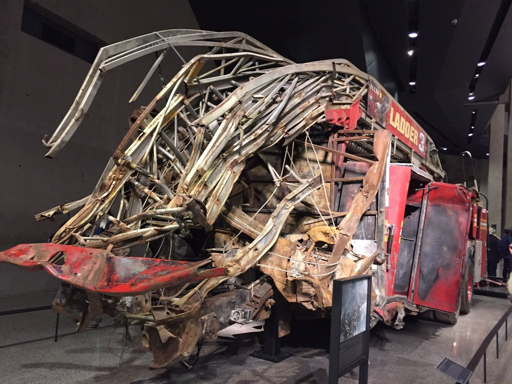 Photo of 9/11 Tribute Museum: New York, NY