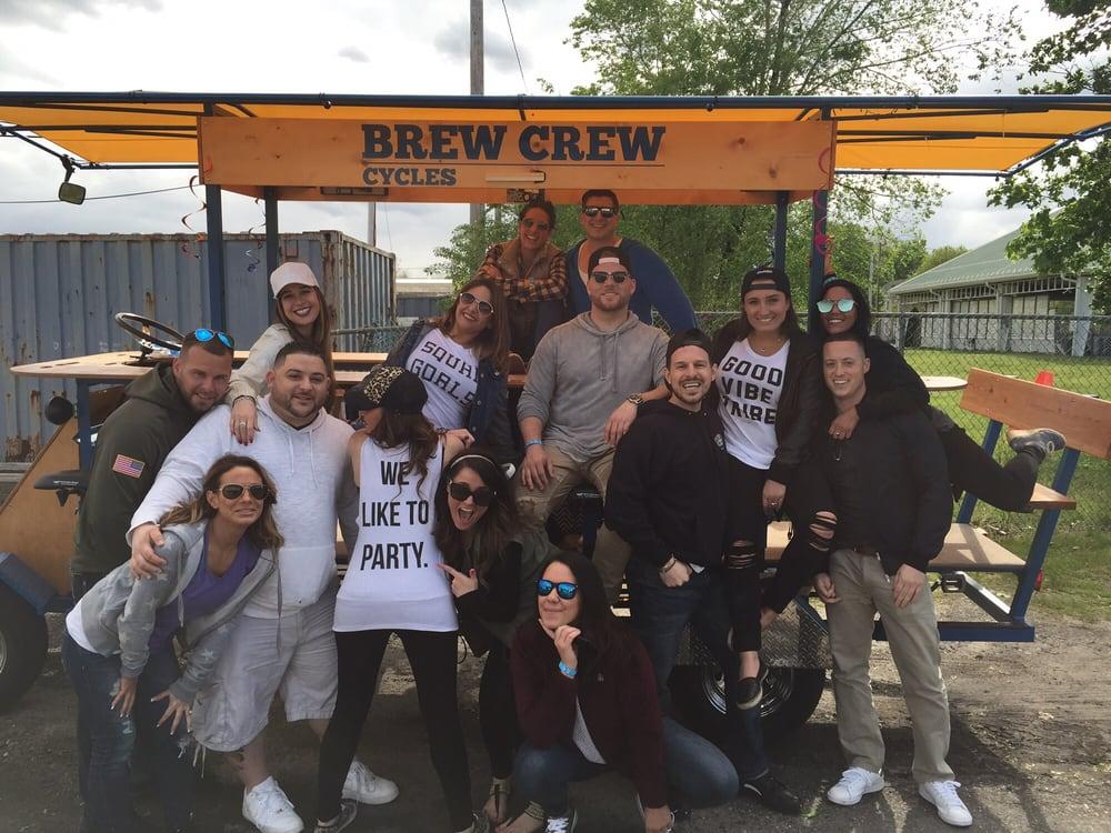 Brew Crew Cycles: 205B Marcy Ave, Riverhead, NY