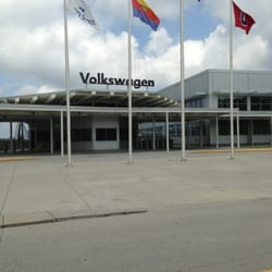 Photo Of Volkswagen Group America Chattanooga Tn United States Main Gate