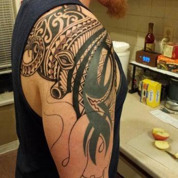 Armageddon ink gallery 75 photos 40 reviews tattoo for Club ink tattoo brooklyn