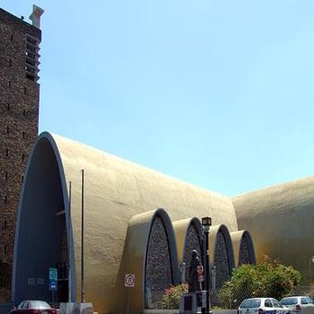 Iglesia la purisima iglesias seraf n pe a monterrey for Sillas para iglesias en monterrey