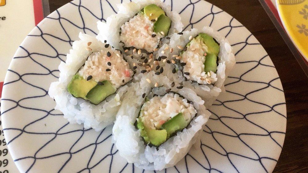 Food from Sushi Fresh Rotating Bar & Japanese Restaurant