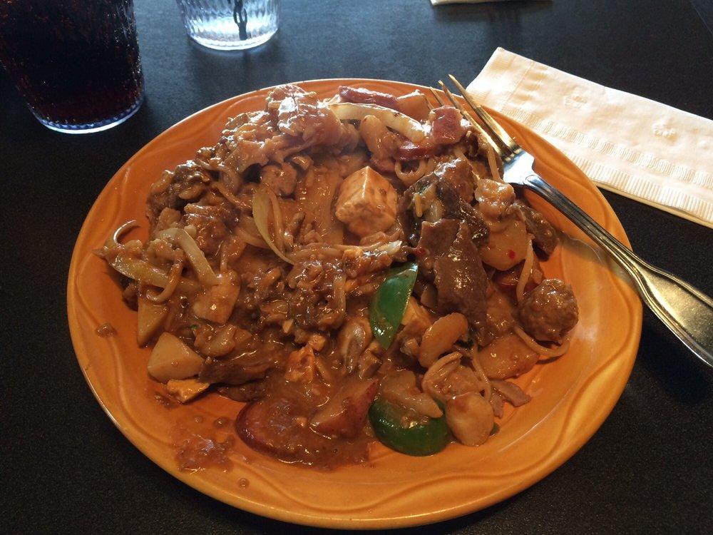 HuHot Mongolian Grill: 2101 N 120th St, Omaha, NE