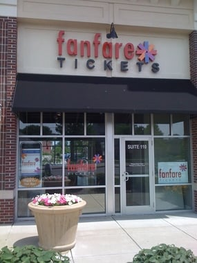 Fanfare Tickets