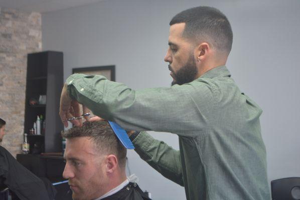 Exclusive Cuts Barbershop 235 Main St Matawan Nj Barbers Mapquest