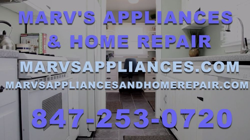 Marv's Appliance Service and Home Repair: Mt Prospect, IL