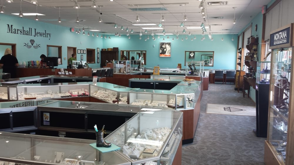 Marshall jewelry bijouterie joaillerie 1103 e for Marshall jewelry gillette wyoming