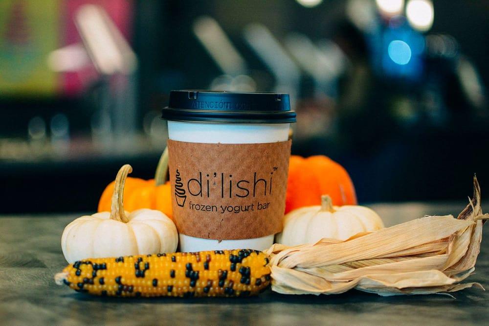Di'lishi Frozen Yogurt Bar: 405-F E Dixie Dr, Asheboro, NC