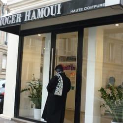 Roger hamoui haute coiffure coiffeurs salons de for Salon haute coiffure paris