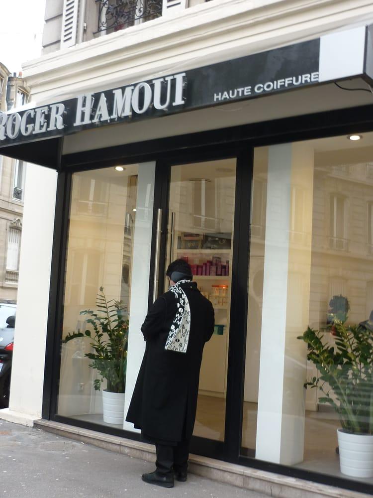 Roger hamoui haute coiffure coiffeurs salons de for Salon de coiffure afro champs elysees