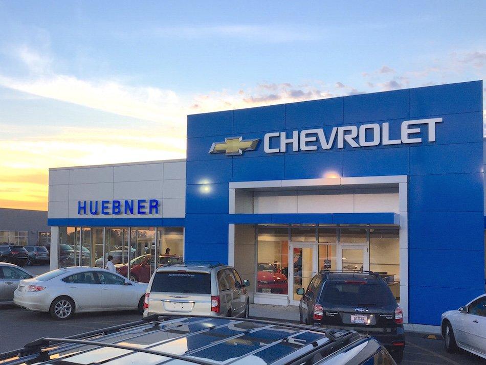 Huebner Chevrolet: 1155 Canton Rd NW, Carrollton, OH