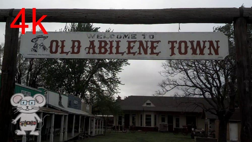 Old Abilene Town: 100 SE 5th St, Abilene, KS