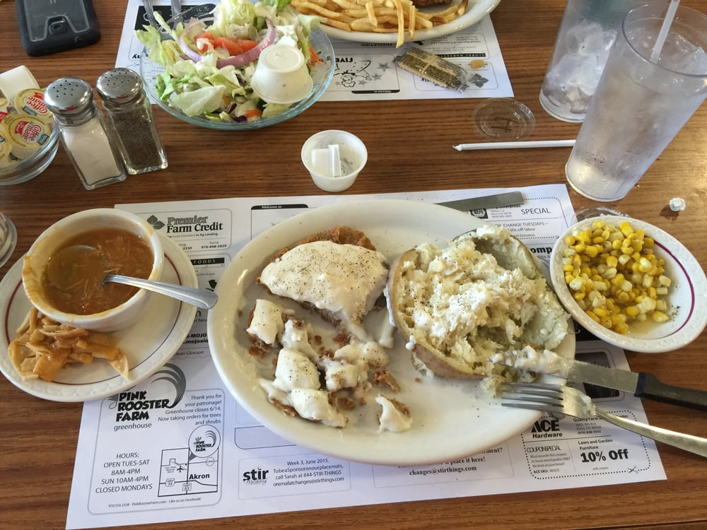 Five Star Dining: Akron, CO