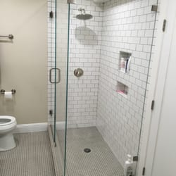 Custom Showers Pro Glass. Photo of South City Shower Door  Window Works San Francisco CA 18 Photos 71 Reviews