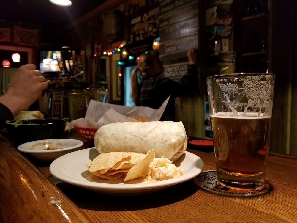Hellbender Burritos: 457 William Ave, Davis, WV