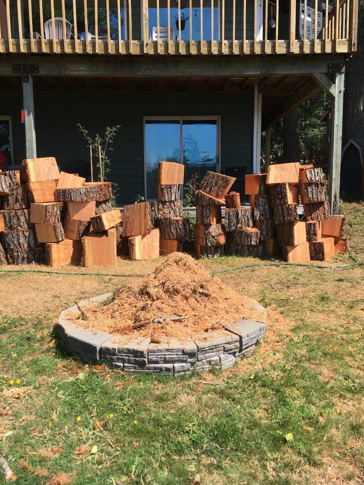 Ken's Friend's Tree Service: Copalis Crossing, WA